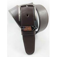 Мужской ремень джинсовый OSCAR С40-054 коричневый