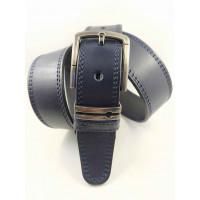 Мужской ремень джинсовый OSCAR С40-055 синий