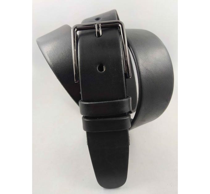 Мужской ремень джинсовый OSCAR С40-056 черный