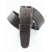Мужской ремень джинсовый OSCAR С40-060 коричневый