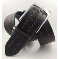 Мужской ремень джинсовый BS Profi C40-069 черный