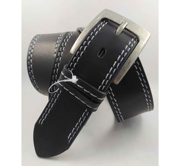 Мужской ремень джинсовый BS Profi C40-070 черный