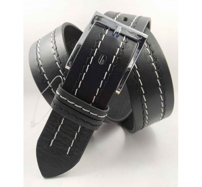 Мужской ремень джинсовый BS Profi C40-073 черный