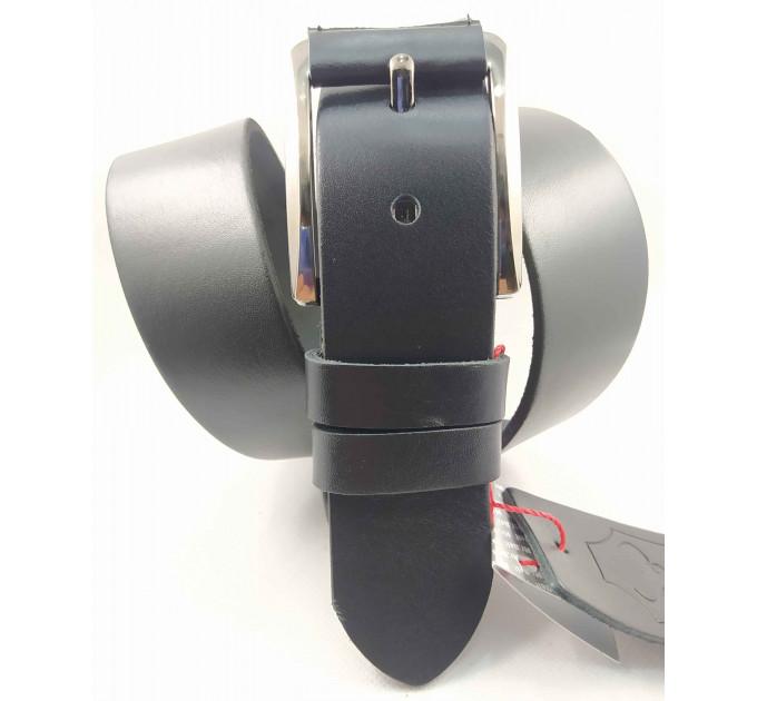 Мужской ремень джинсовый Mr.Belt C40-125 черный