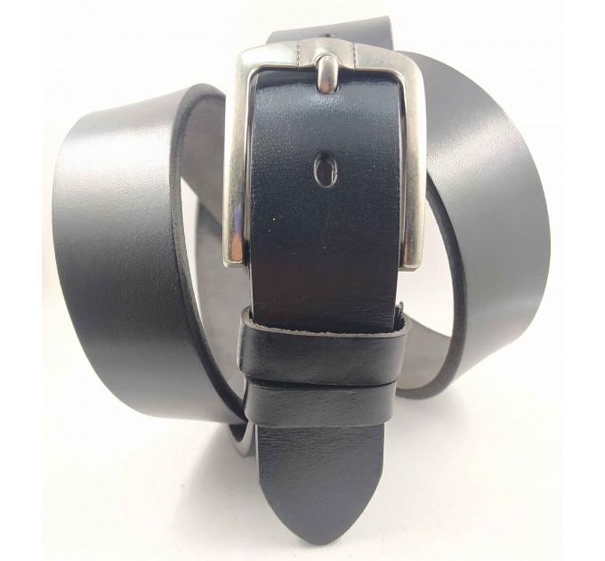 Мужской ремень джинсовый BT.BELT C40-130 черный