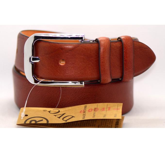 Мужской ремень для джинсов C40-001 коричневый