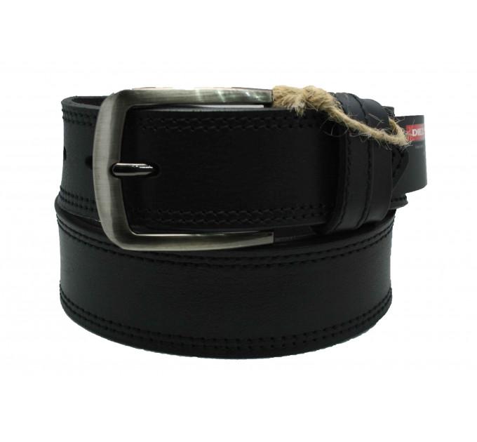 Мужской ремень для джинсов C40-014 черный