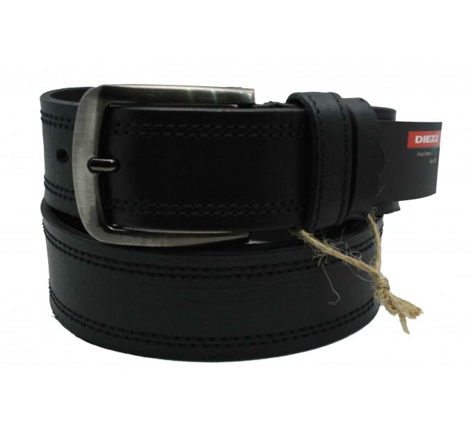 Мужской ремень для джинсов C40-016 черный