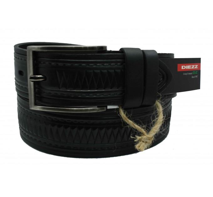 Мужской ремень для джинсов C40-017 черный