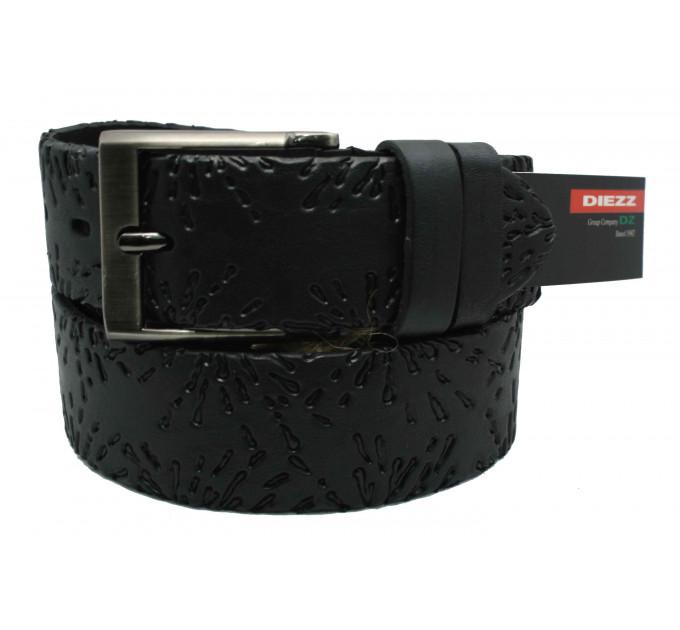 Мужской ремень для джинсов C40-019 черный
