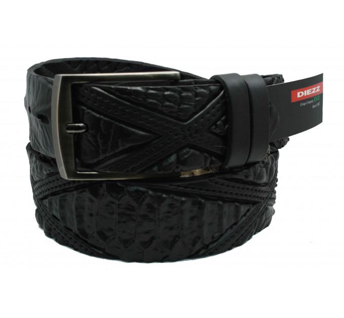 Мужской ремень для джинсов C40-021 черный
