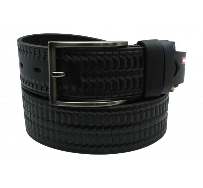 Мужской ремень для джинсов C40-023 черный