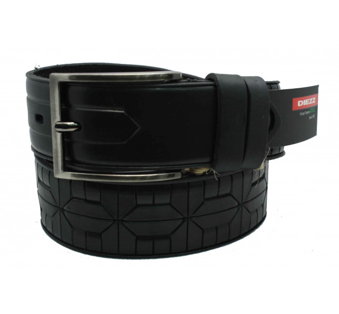 Мужской ремень для джинсов C40-024 черный