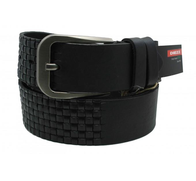Мужской ремень для джинсов C40-028 черный