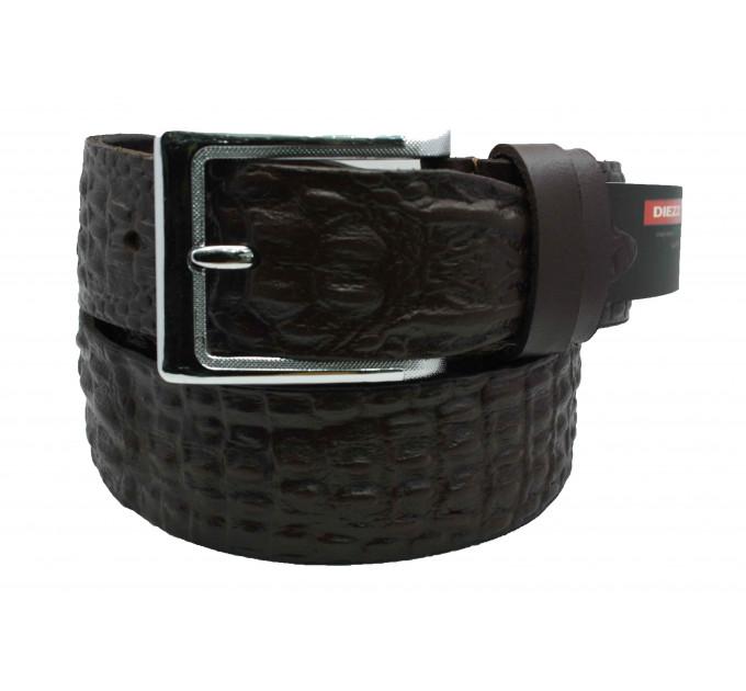 Мужской ремень для джинсов C40-030 черный