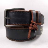 Мужской ремень для джинсов C40-035 коричневый