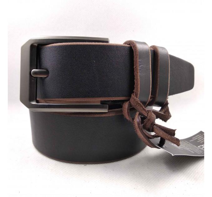 Мужской ремень для джинсов C40-038 коричневый