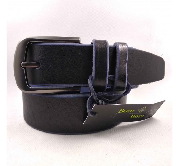 Мужской ремень для джинсов C40-039 черный