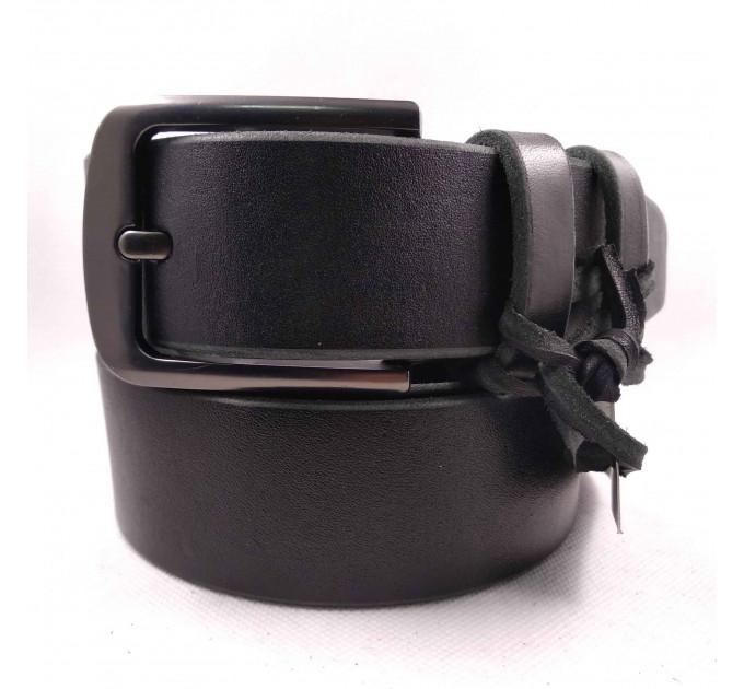 Мужской ремень для джинсов C40-044 черный
