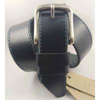 Мужской ремень джинсовый DNKA С45-040 черный