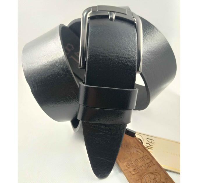 Мужской ремень джинсовый DNKA С45-044 черный