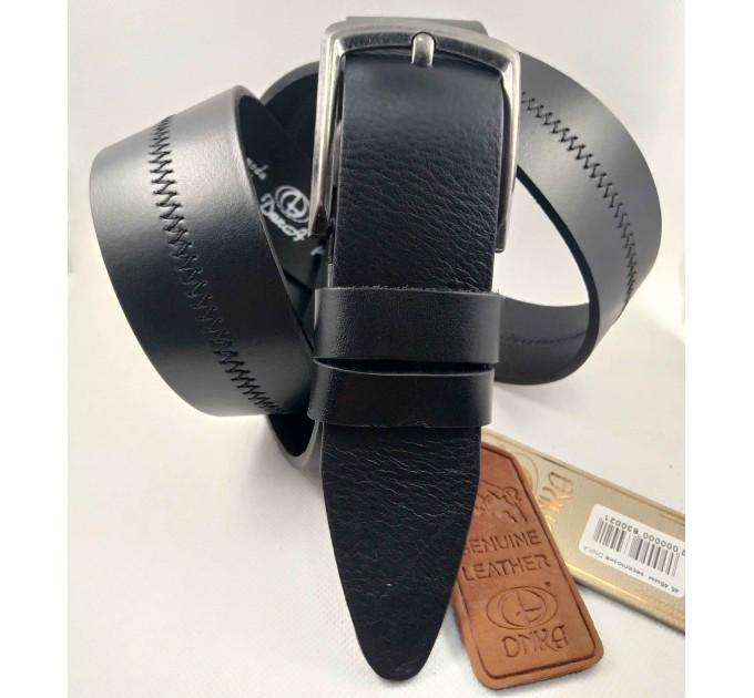 Мужской ремень джинсовый DNKA С45-046 черный