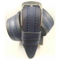 Мужской ремень джинсовый DNKA C45-053 синий