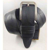 Мужской ремень джинсовый DNKA C45-058 черный