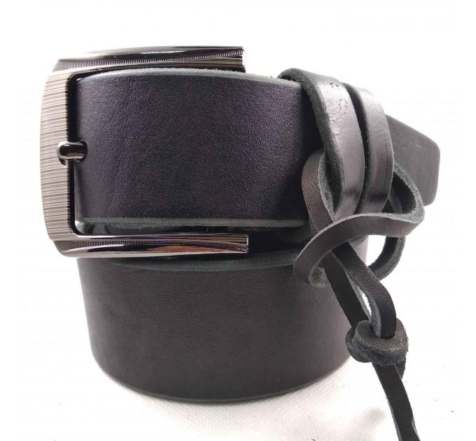 Мужской ремень для джинсов C45-004 черный