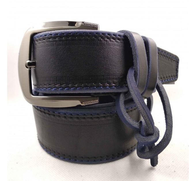 Мужской ремень для джинсов C45-006 черный