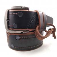 Мужской ремень для джинсов C45-007 коричневый