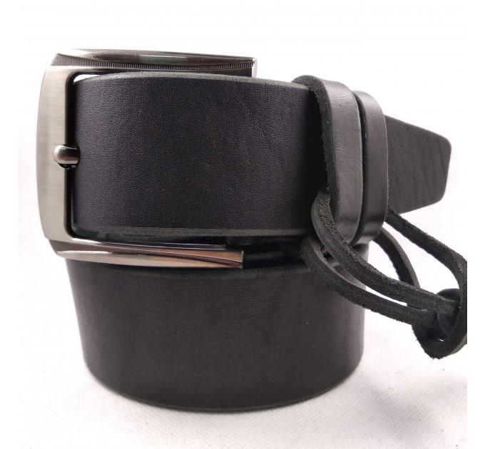 Мужской ремень для джинсов C45-014 черный