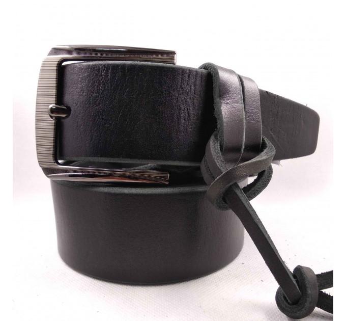 Мужской ремень для джинсов C45-019 черный