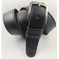 Мужской джинсовый ремень большого размера Oscar BC40-003 черный