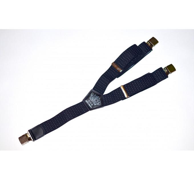 Подтяжки галстучные P35-023 синий