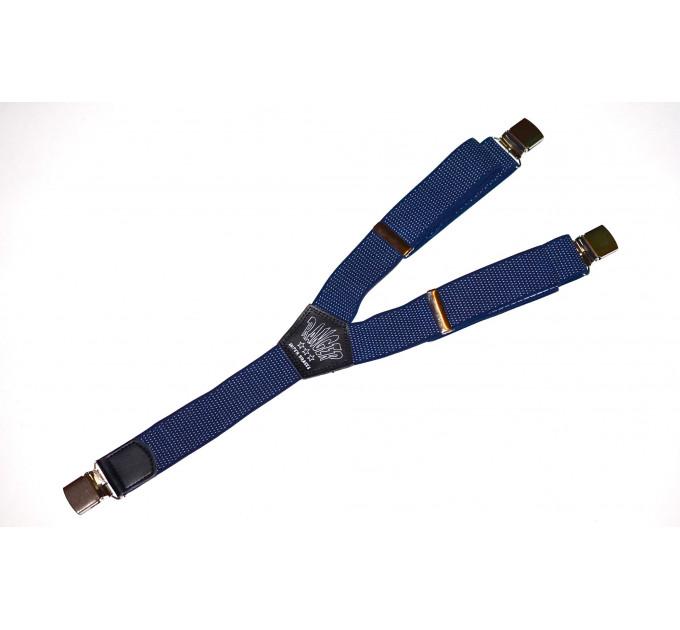 Подтяжки галстучные P35-032 синий