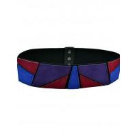 Женский ремень-резинка rez-039 фиолетовый