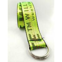 Текстильный ремень стропа S40-031 салатовый