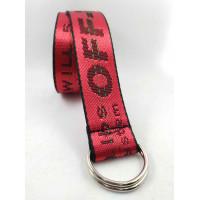 Текстильный ремень стропа S40-034 красный