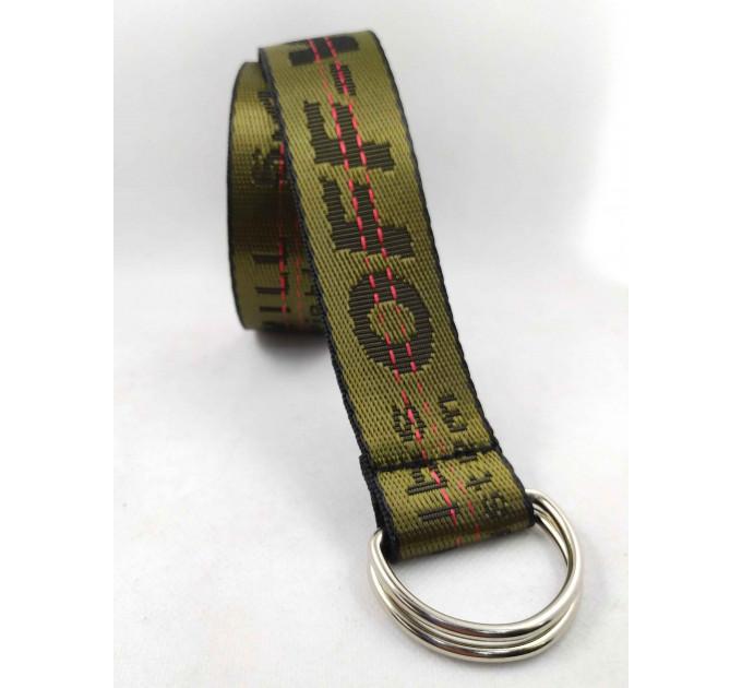 Текстильный ремень стропа S40-035 хаки