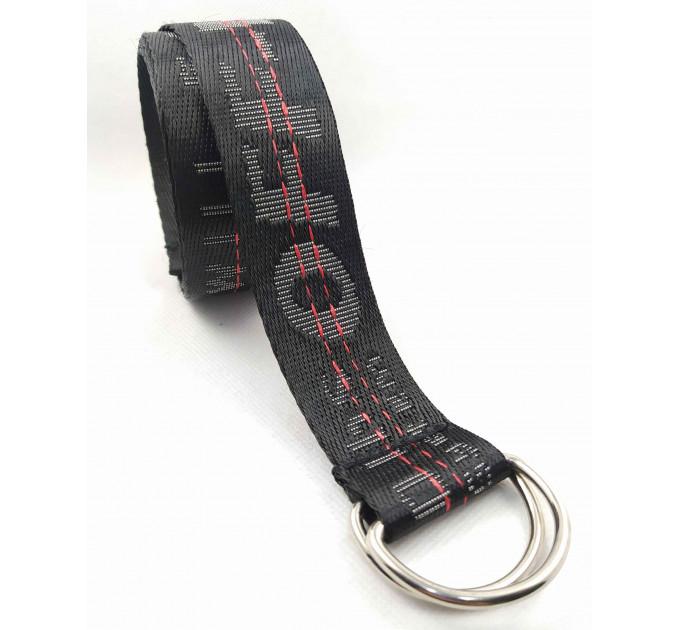 Текстильный ремень стропа S40-039 черный