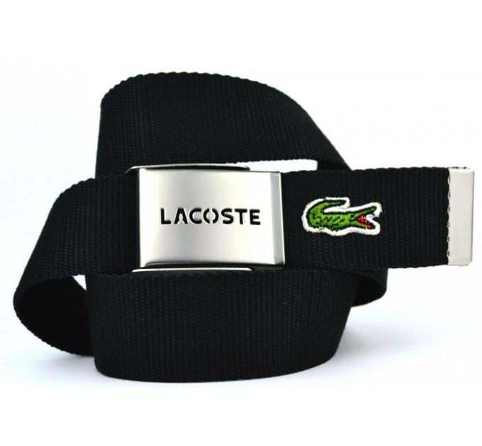 Ремень текстильный lac40-002 черный