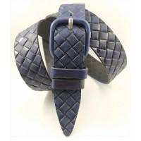 Женский ремень классический New Style J35-021 синий
