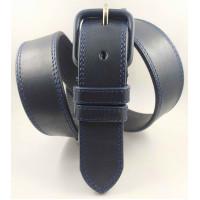 Женский ремень джинсовый Millennium J40-133 темно-синий